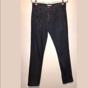 Staple Pigeon Mens Pants Denim Dark Blue  Jeans